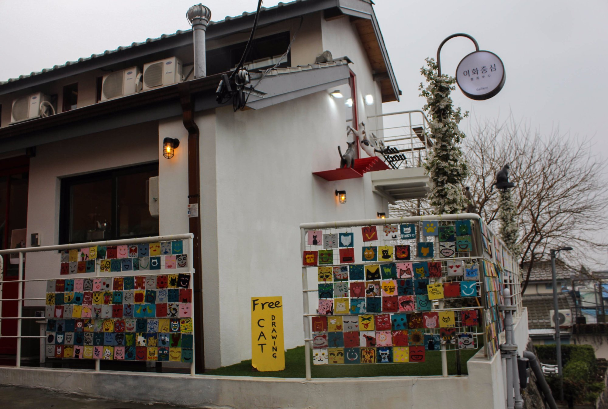 Ihwa mural village seoul top tips before you go for Mural village