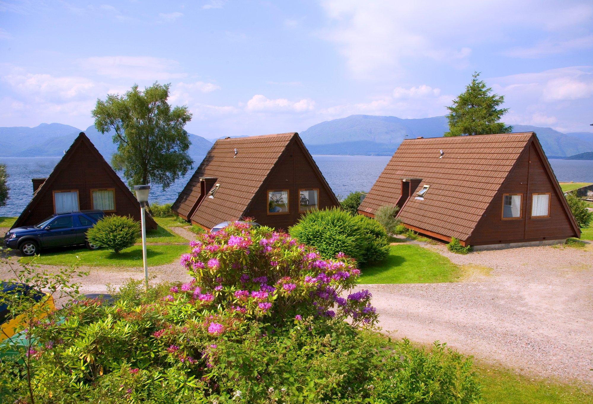Loch Linnhe Waterfront Lodges