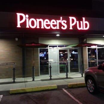 Pioneer's Pub