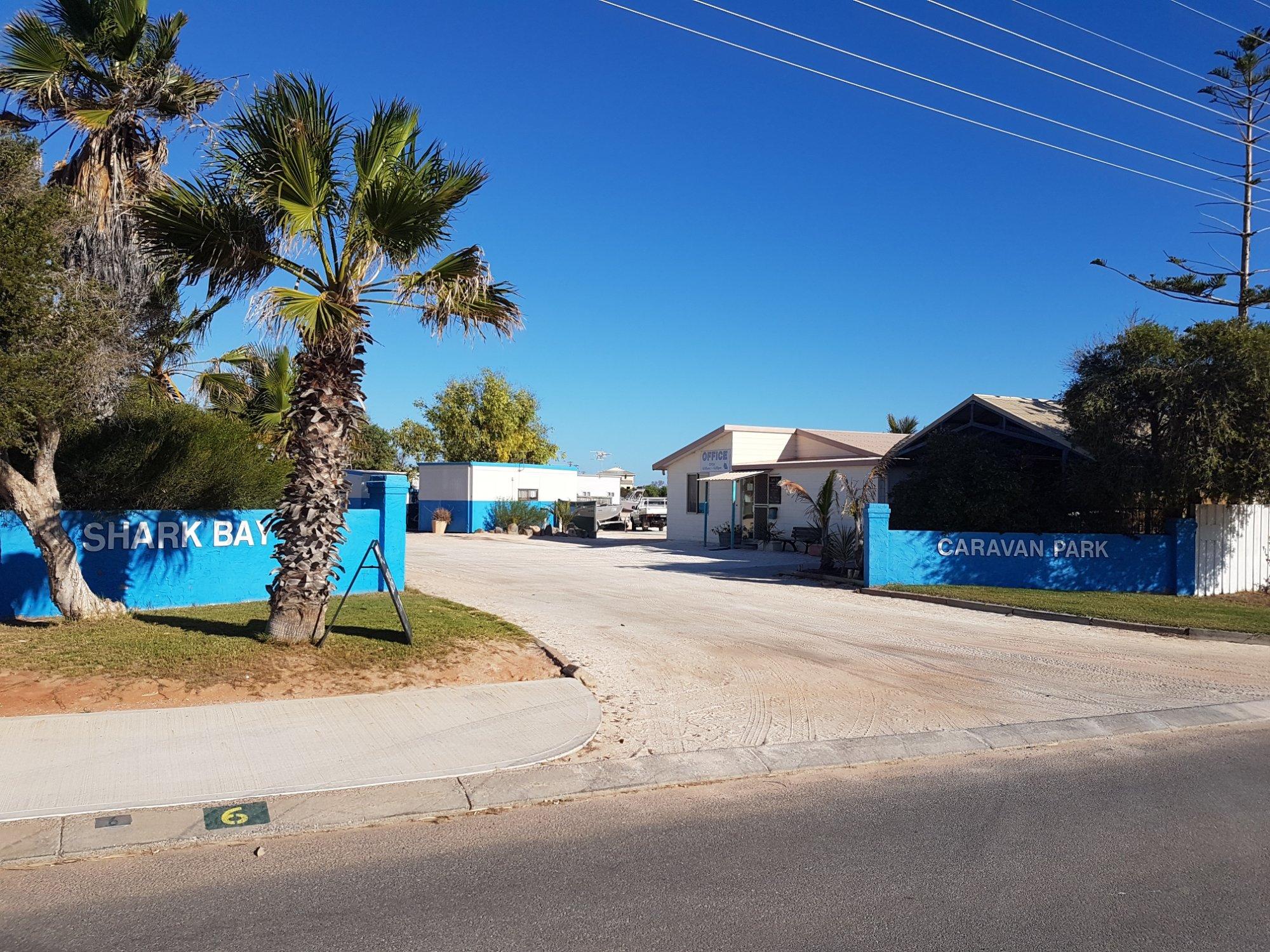 Shark Bay Caravan Park