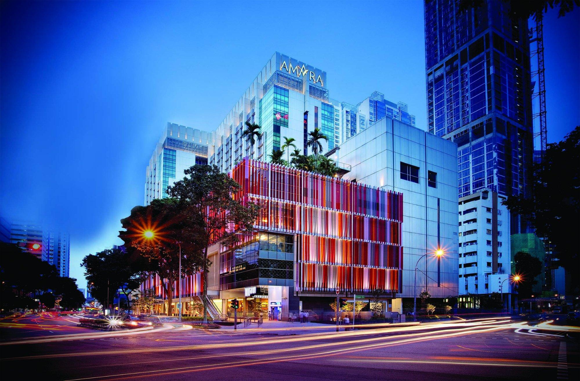 Amara Singapore Hotel