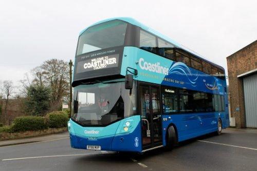 Coastliner Bus