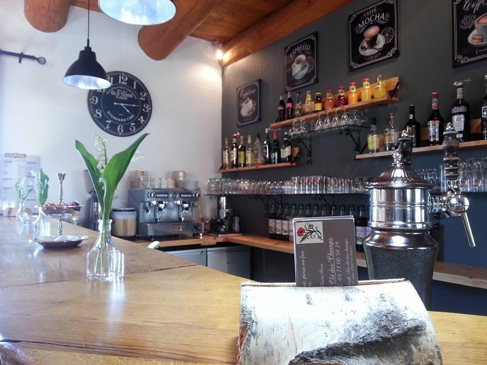 La cle des champs la chaise dieu restaurant reviews for Chaise restaurant