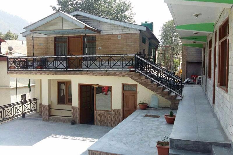 Hotel Ashoka Inn