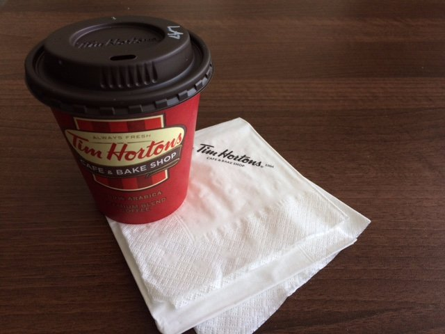 review tim hortons