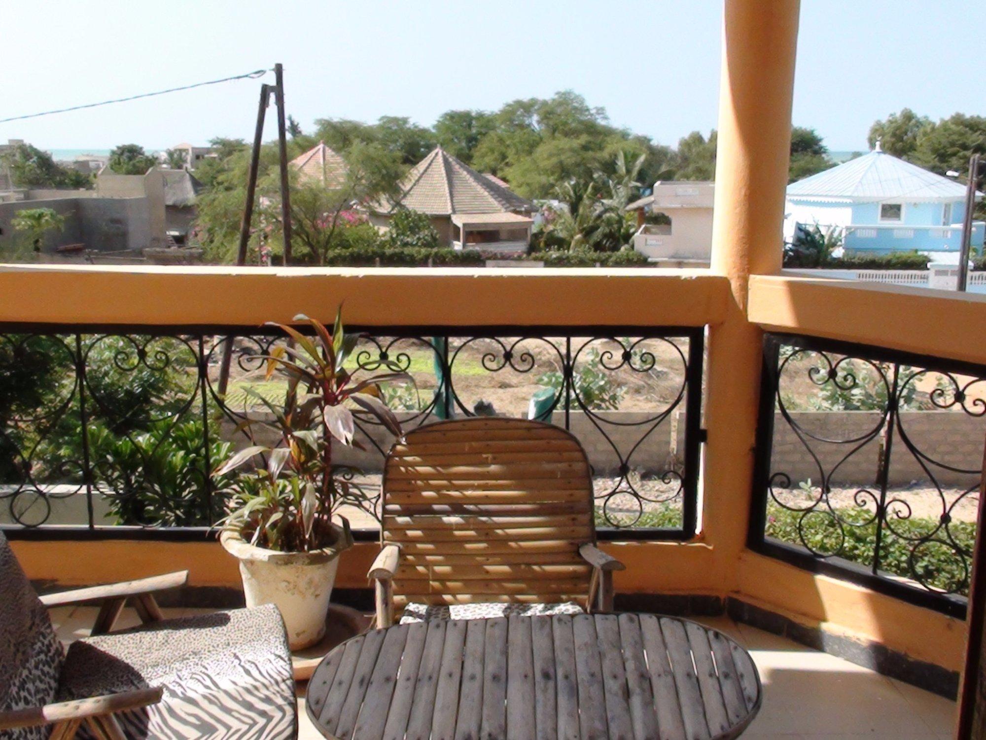 Auberge Africa Thiossane