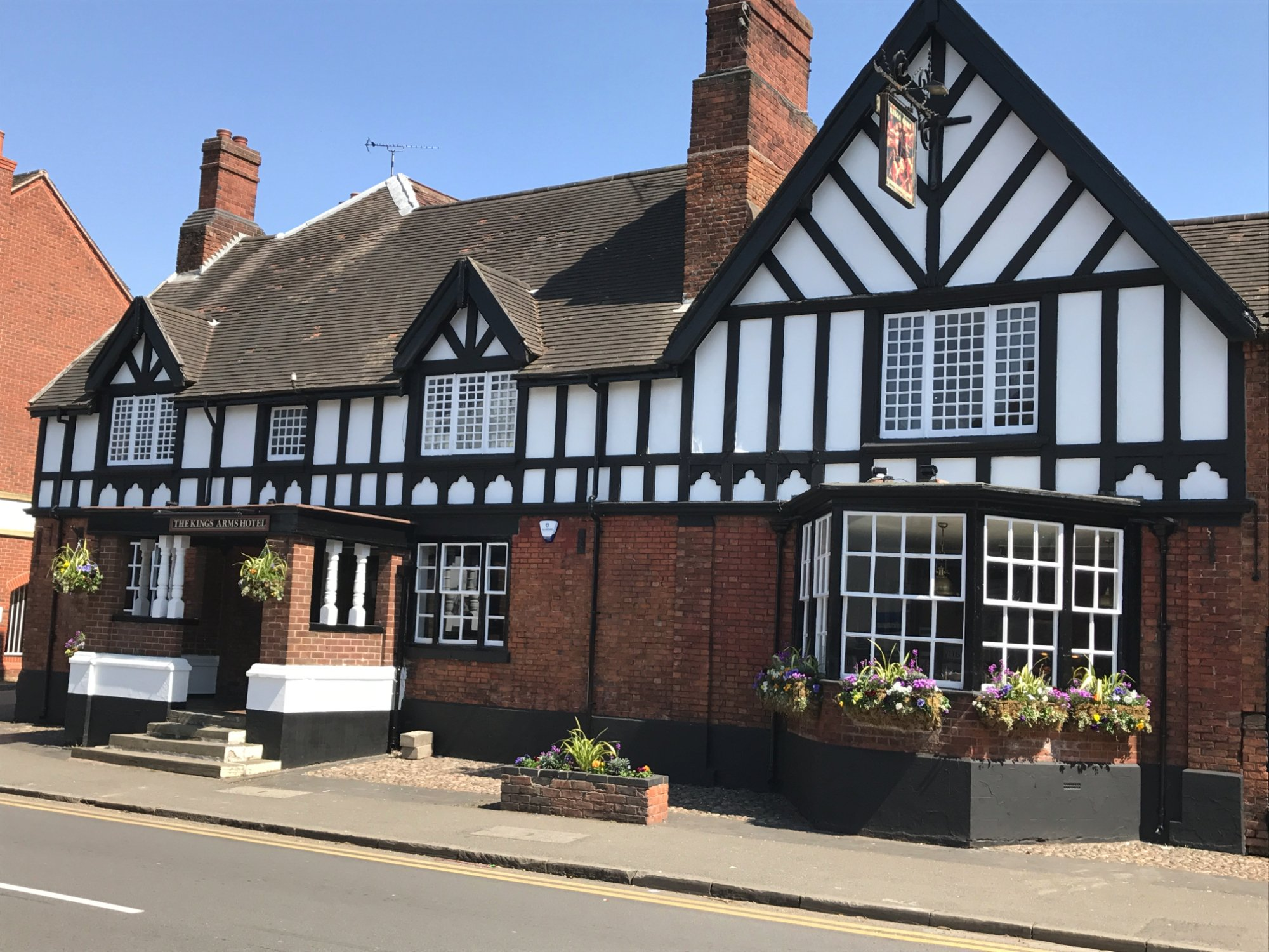 The Kings Arms Hotel - Eccleshall
