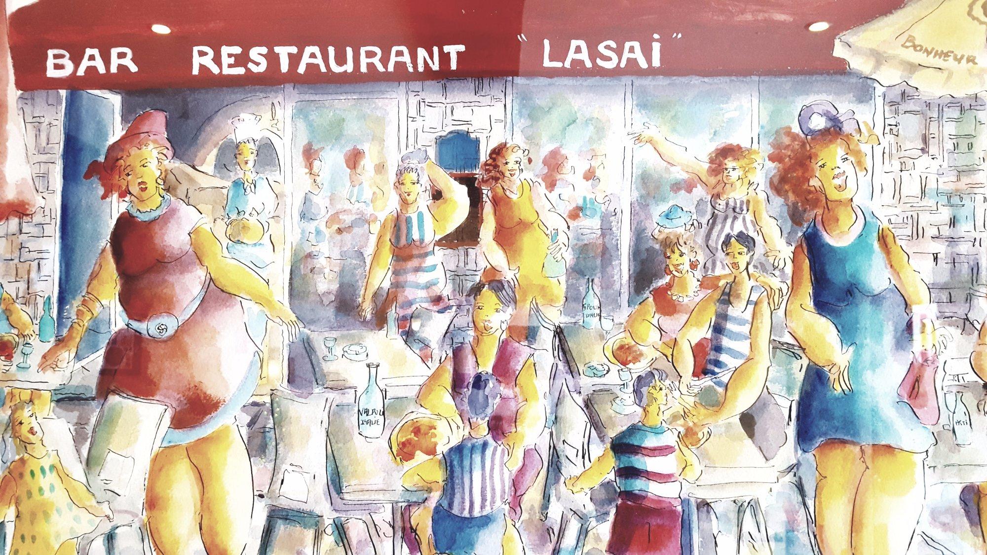 Lasai Saint Pée sur Nivelle Restaurant Avis Numéro de
