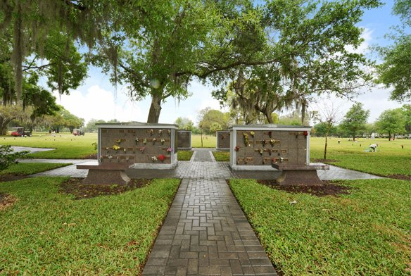 Garden Of Memories Cemetery Tampa Hillsborough County