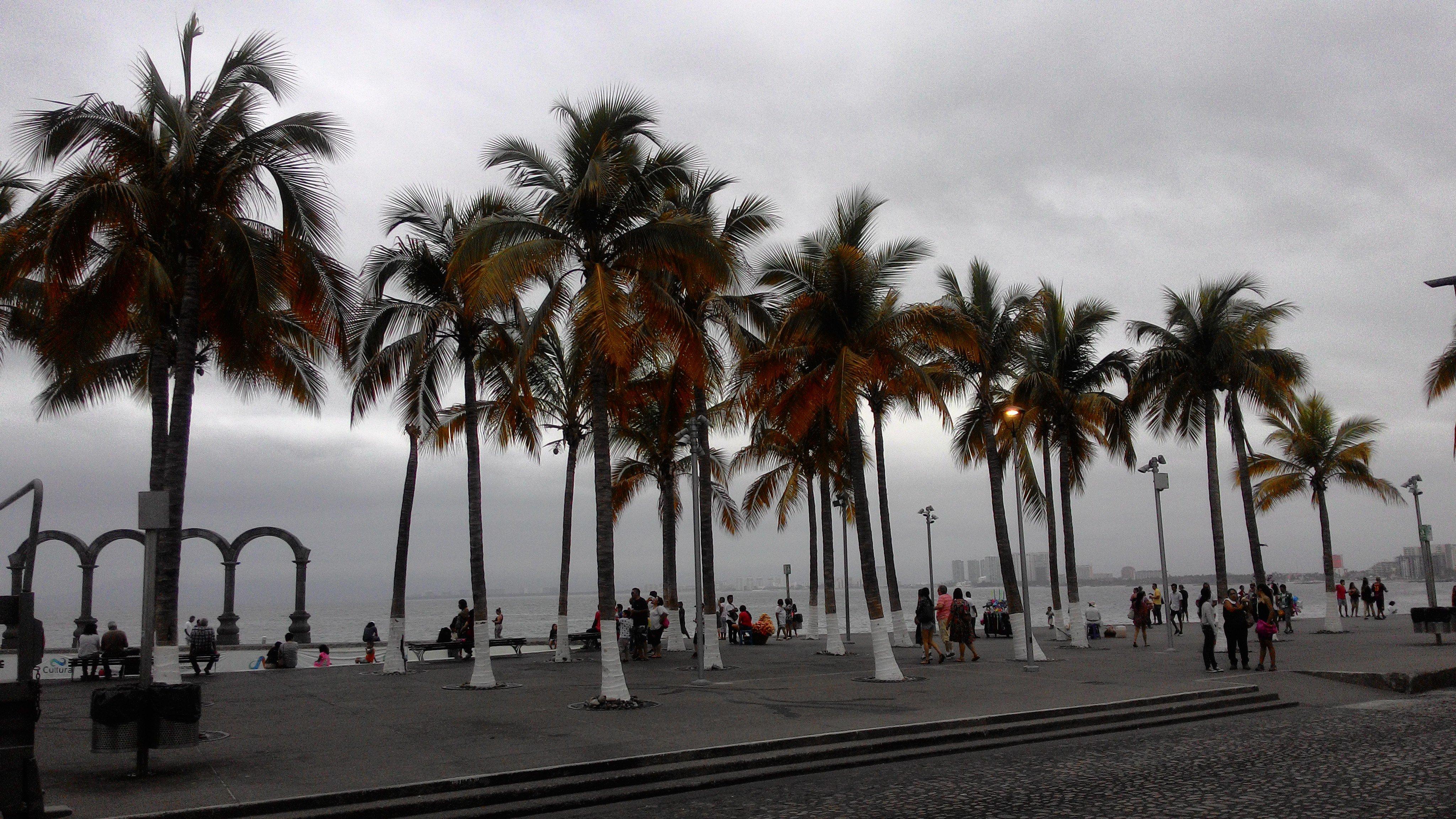Puerto Vallarta, city centre