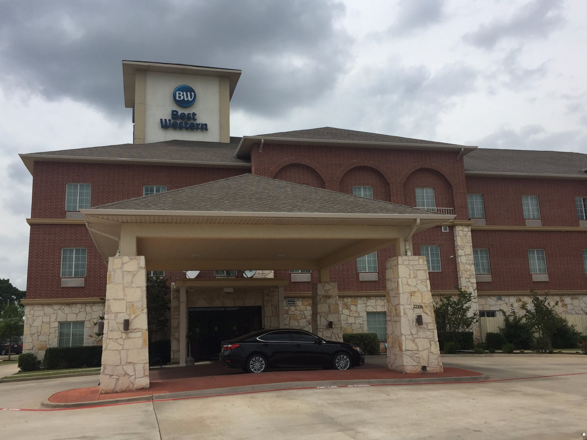 Best Western Red River Inn & Suites