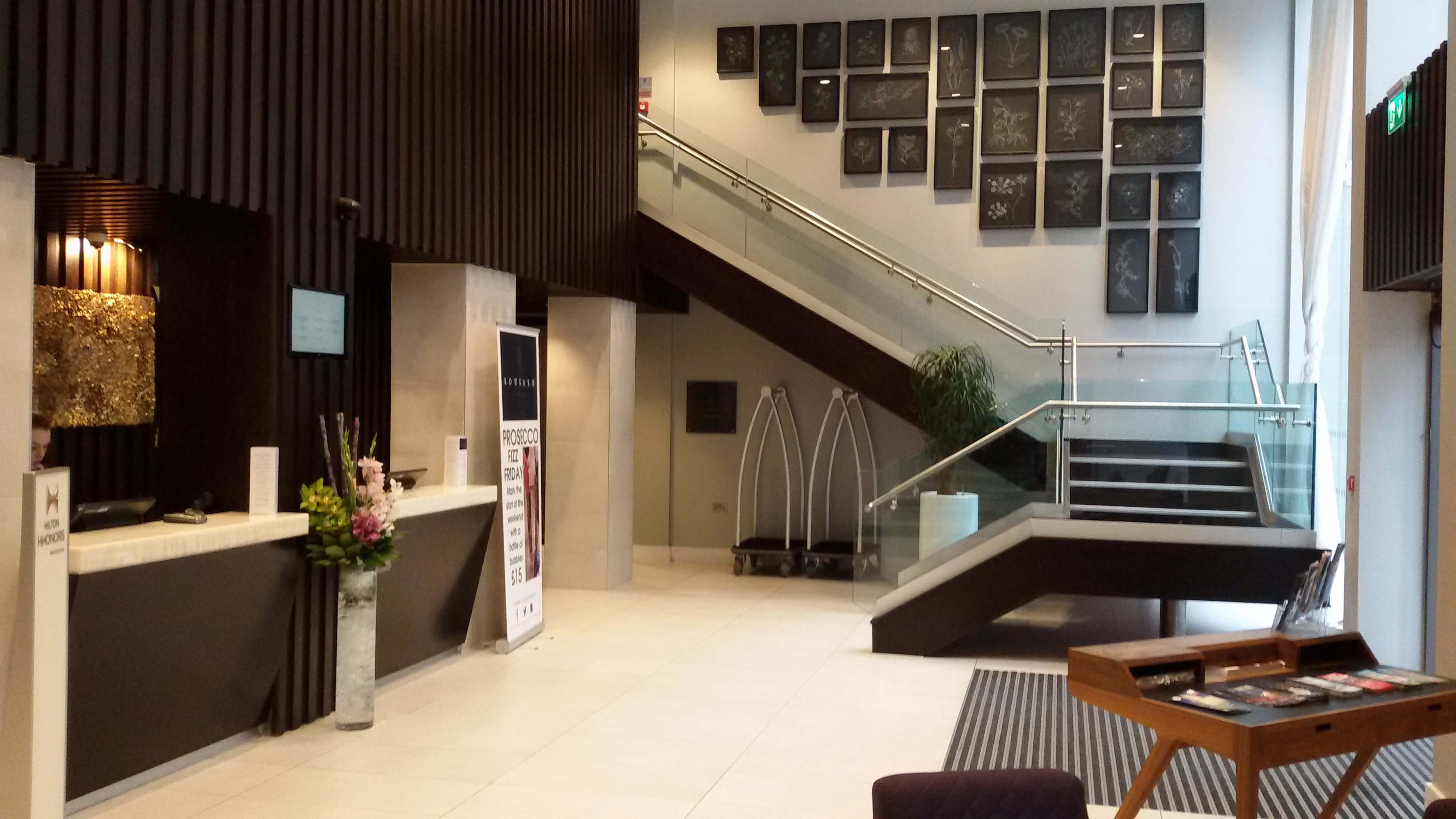 DoubleTree by Hilton Hotel & Spa Liverpool   6 Sir Thomas Street, Liverpool L1 6BR   +44 151 556 1222