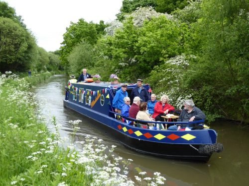 Trip Boat Madeline - Hollingwood