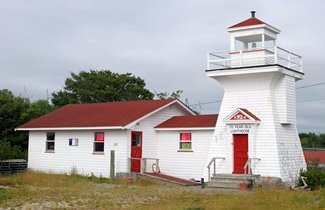 Salmon River Lighthouse