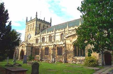 Snaith Priory