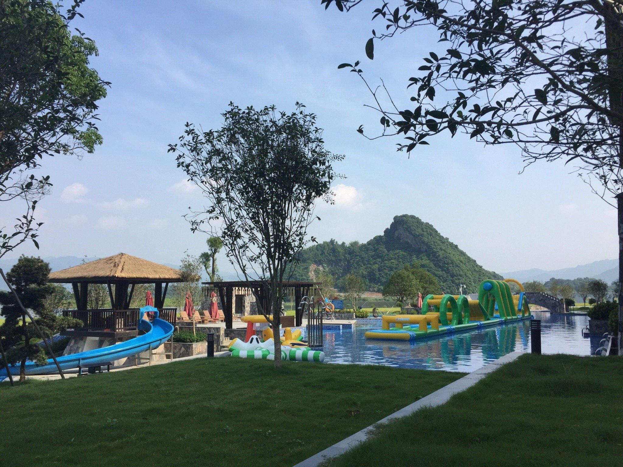 Baojinggong Tian'e Lake Holiday Hotel