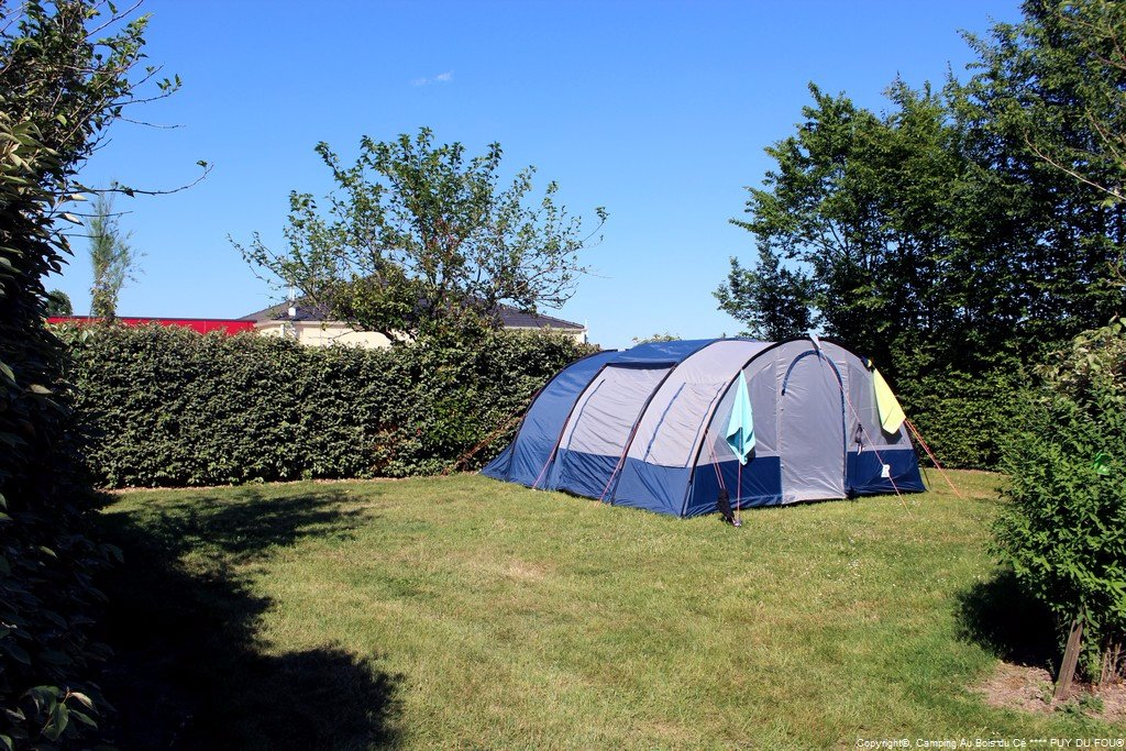 Camping au Bois du Ce UPDATED 2017 Campground Reviews (Chambretaud, France) TripAdvisor # Camping Du Bois Du Cé