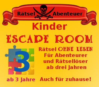 Kinder Escape Room by EVENTS & MARKETING Melanie Kai