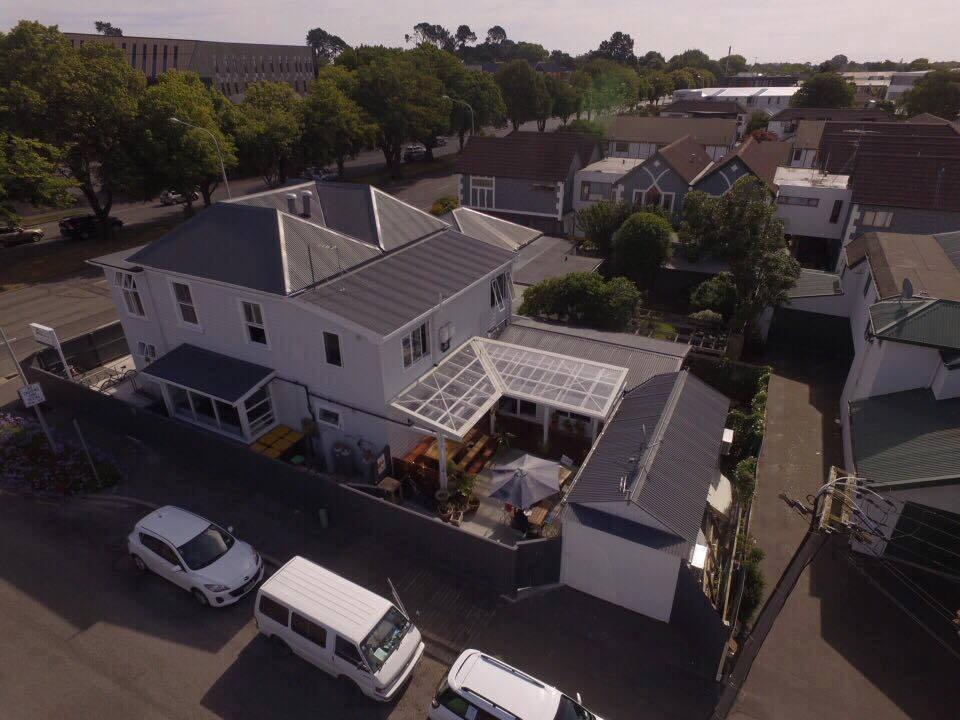 Kiwi Basecamp Christchurch Nieuw Zeeland Foto 39 S