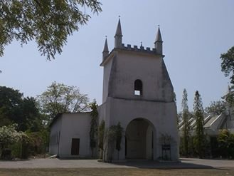Indore White Church