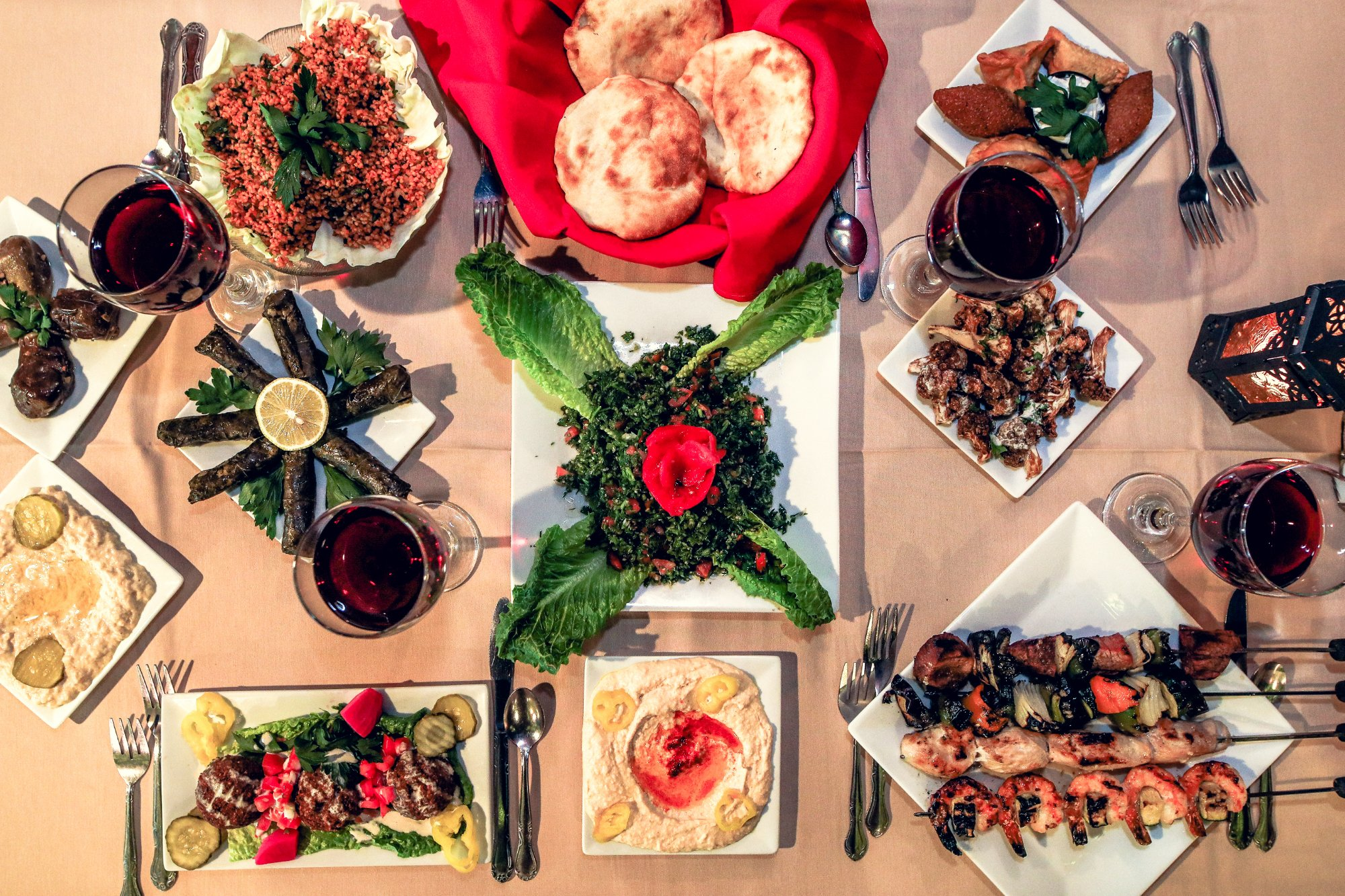 Where to eat Mediterranean food in Catasauqua: The Best Restaurants and Bars