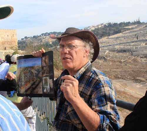 Israel With Allan - Tour Guide