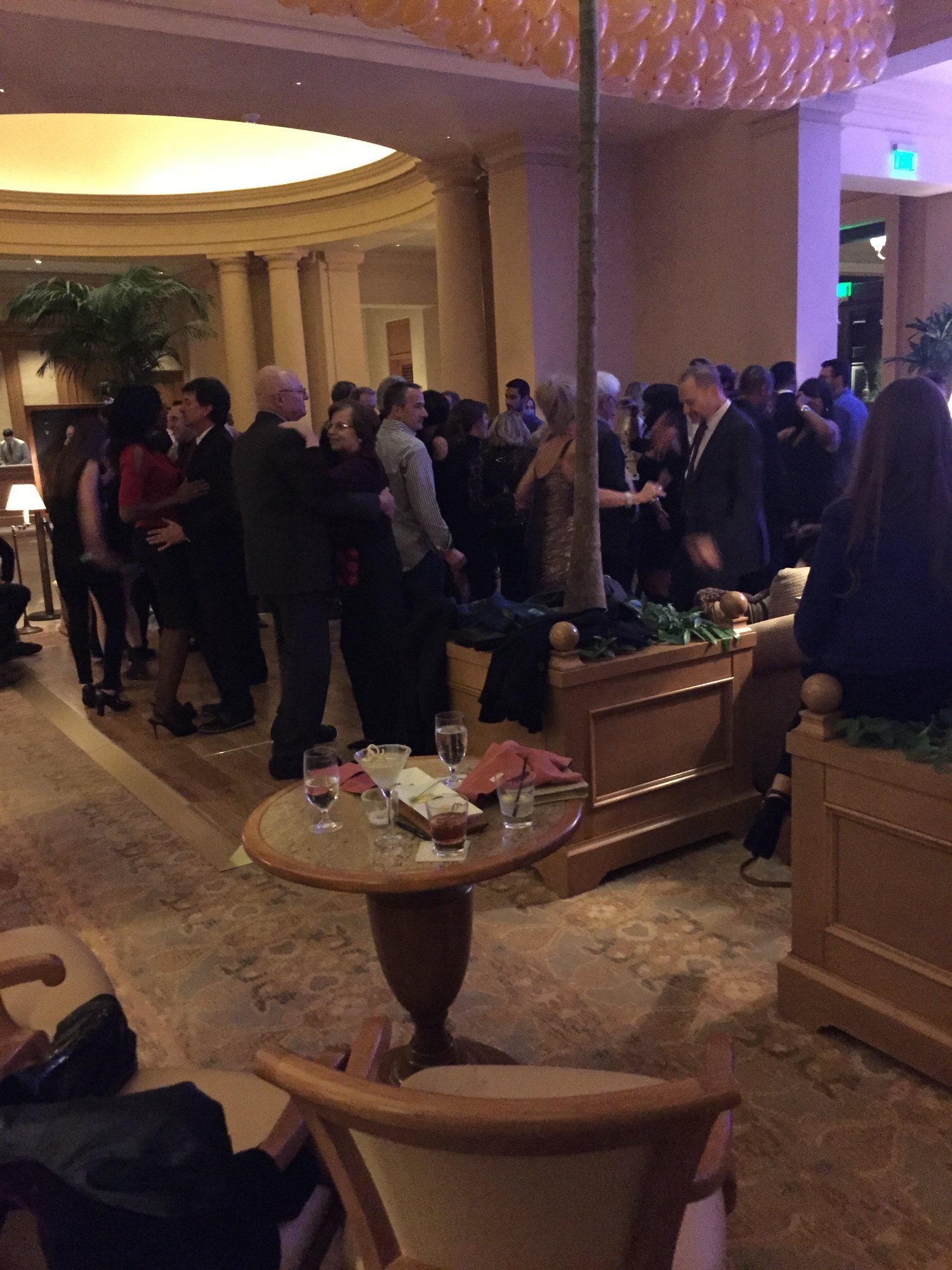 New Year's Eve at Pelican Hill Resort