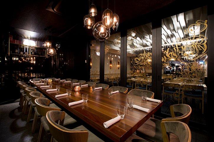 Maha melbourne ulasan restoran tripadvisor for O bar private dining room