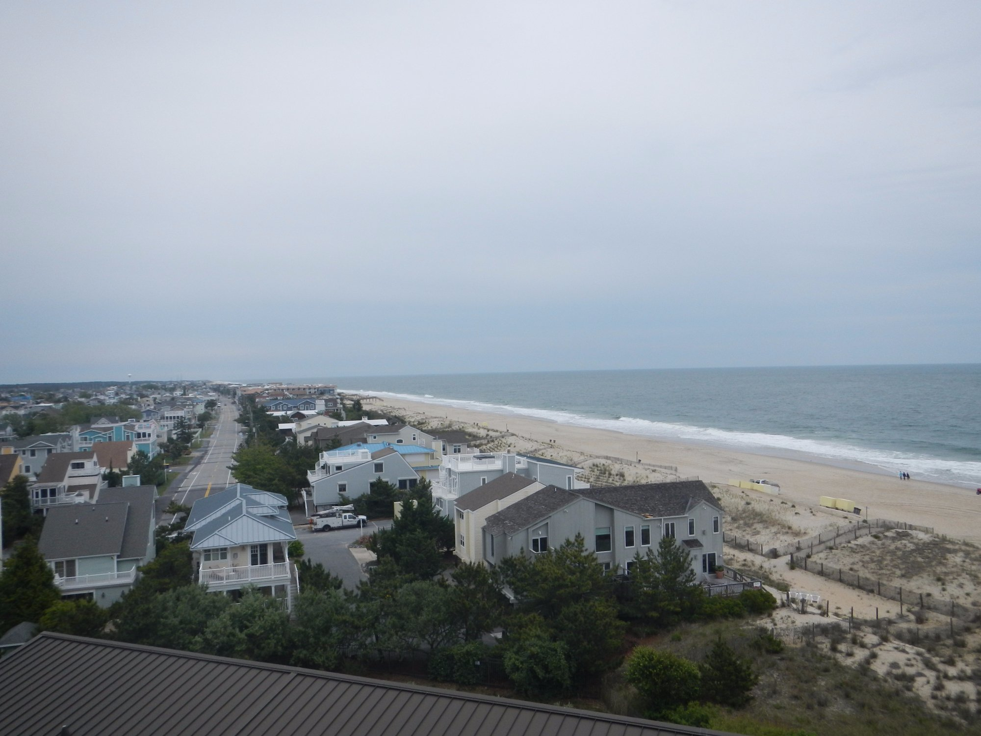 Picture of Bethany Beach, Delaware (from Sea Colony Annapolis House balcony)