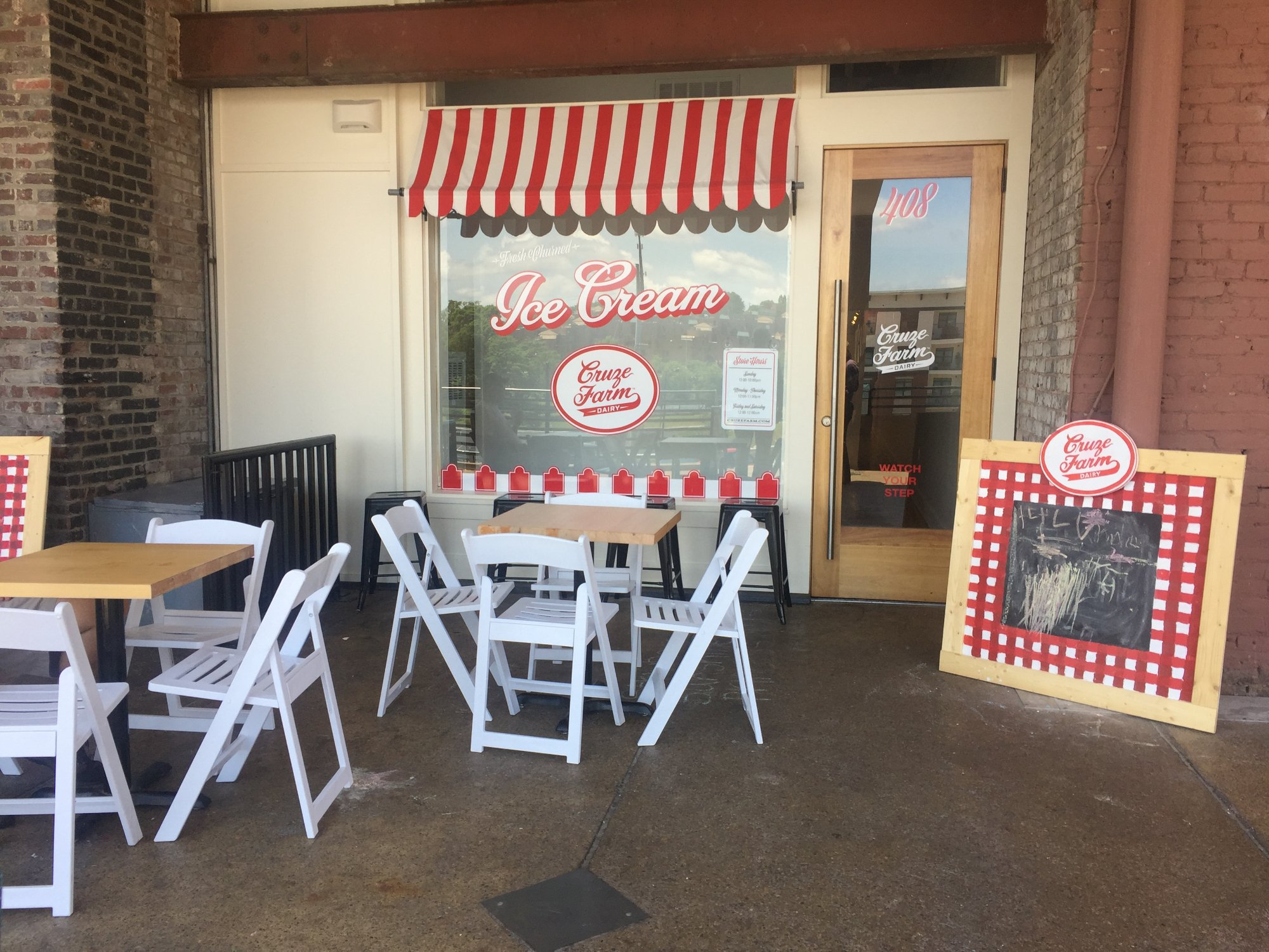 Cruze Farm Knoxville Restaurant Reviews Phone Number & s