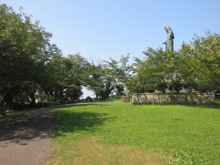Moriyama Castle Historic Site