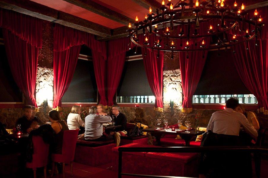 La fianna barcelona omd men om restauranger tripadvisor for Interior design 08003