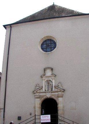Chapelle des Carmelites de Gray