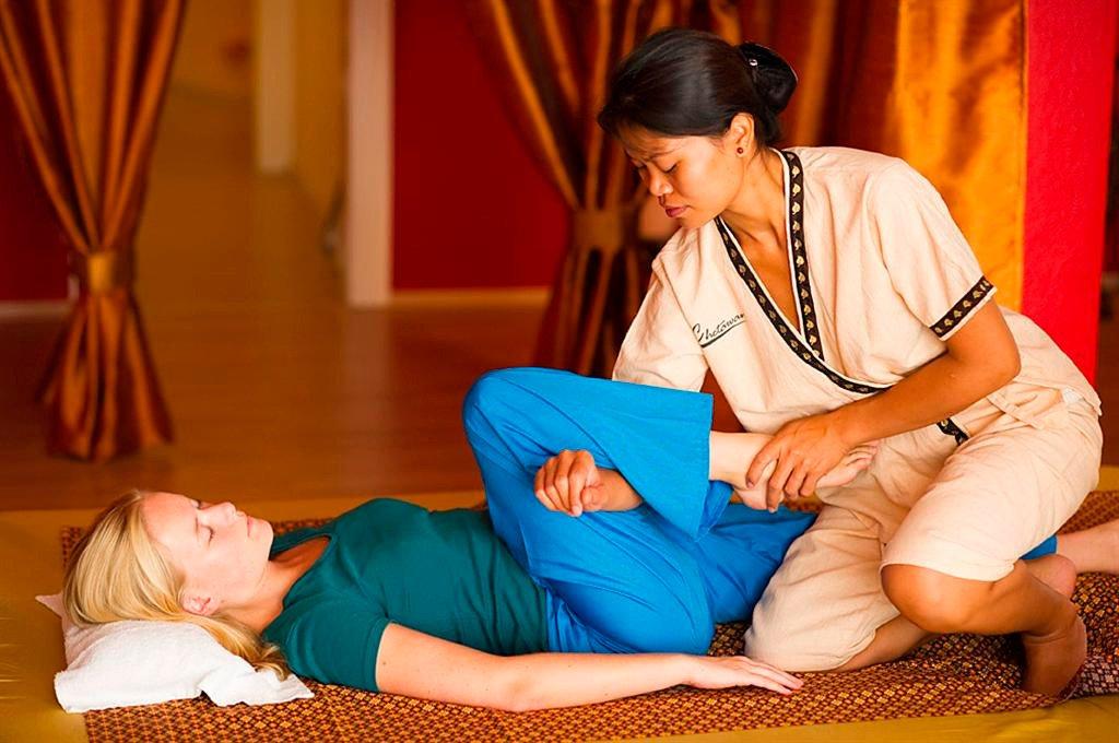 strapon anmeldelser thai massage