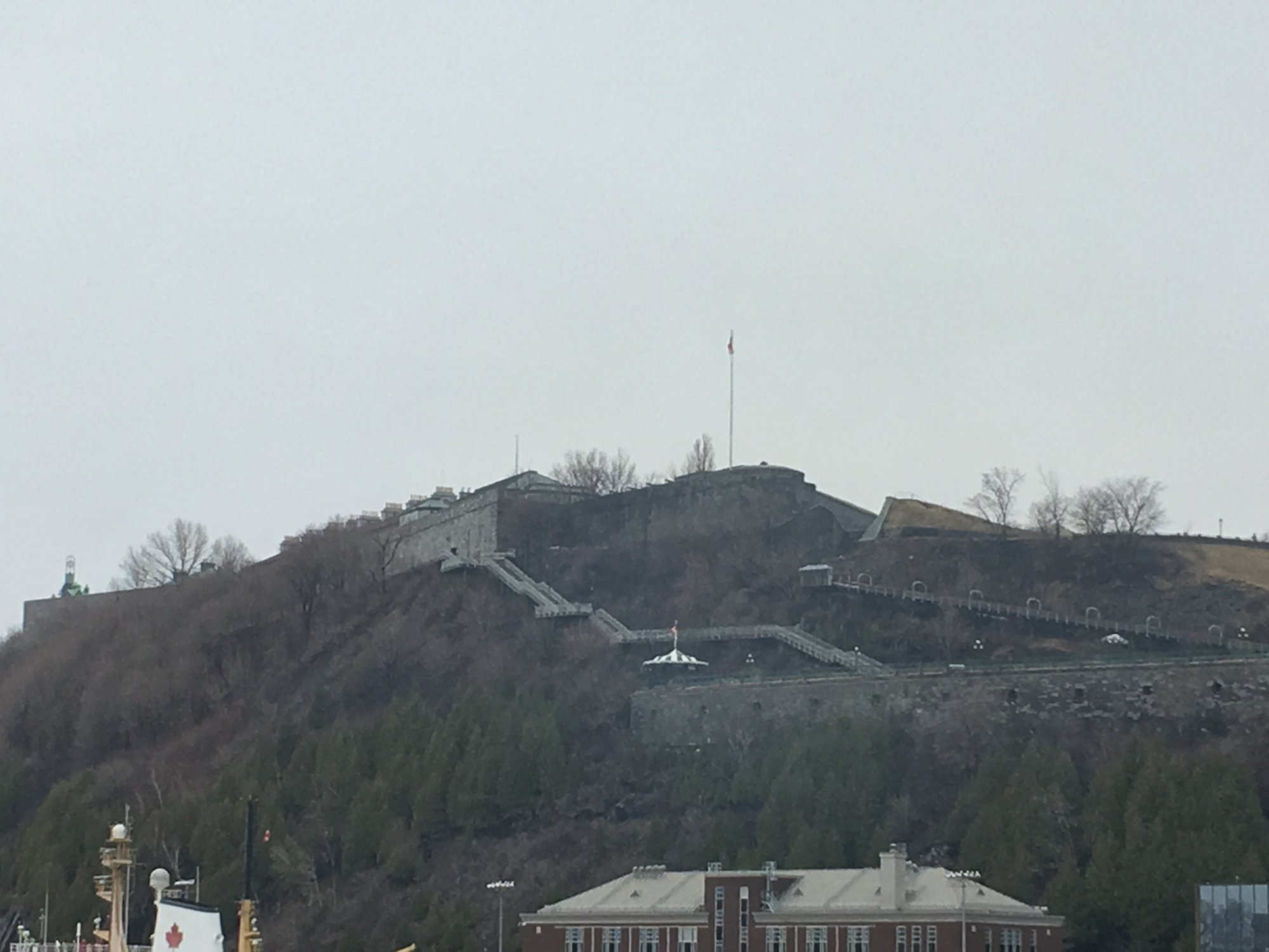 The Citadelle from the Ferry
