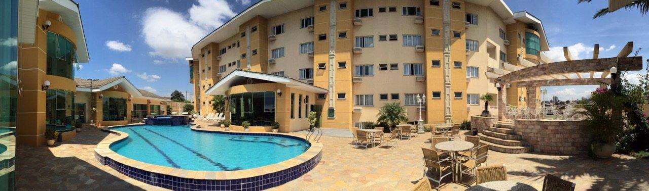 Barbur Plaza Hotel