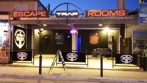 TRAP Escape Rooms