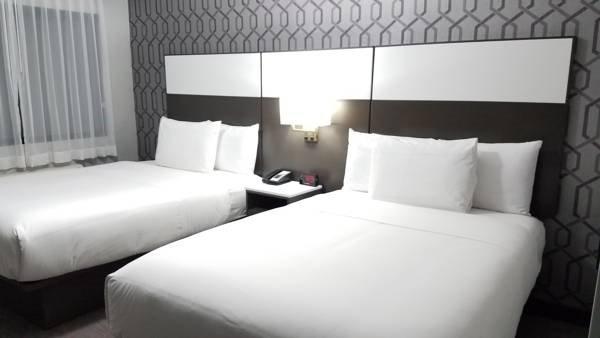 Saharan Motor Hotel Desde Los Ngeles Ca