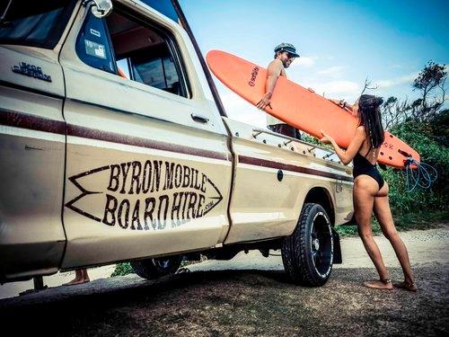 Byron Mobile Board Hire