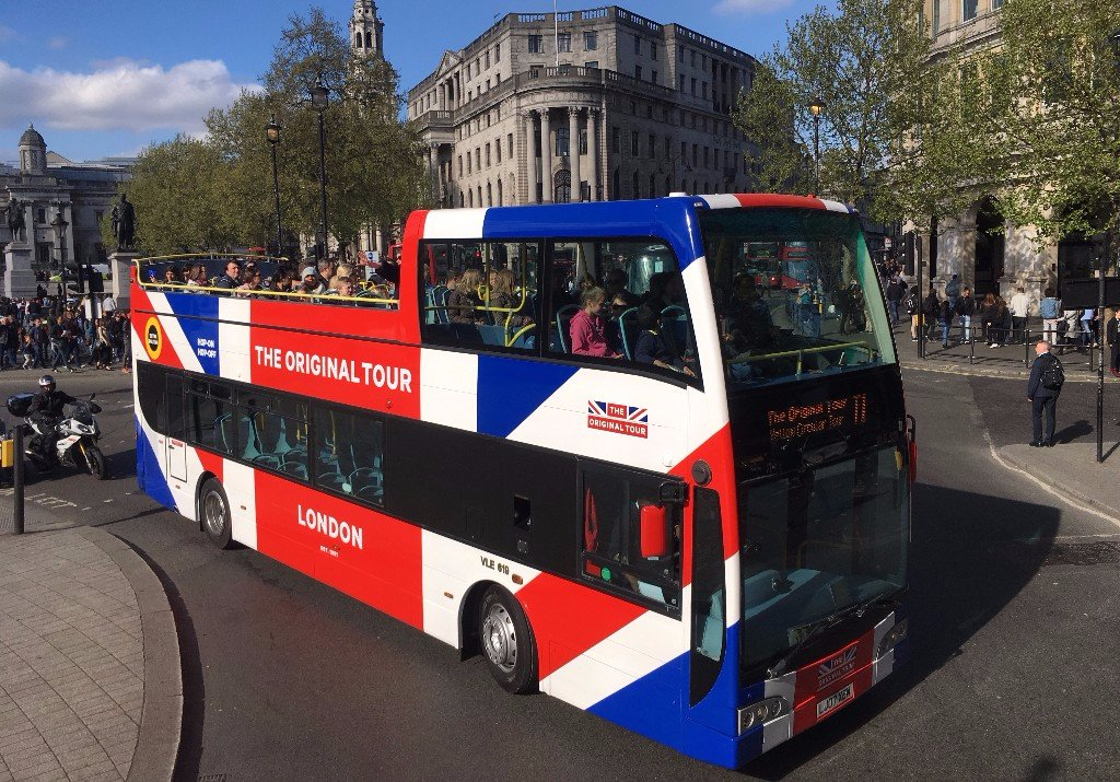The Original London Sightseeing Tour Top 10