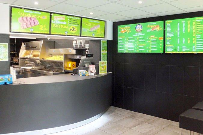 Restaurant pata pata dans villeneuve d 39 ascq avec cuisine for Cuisine villeneuve d ascq