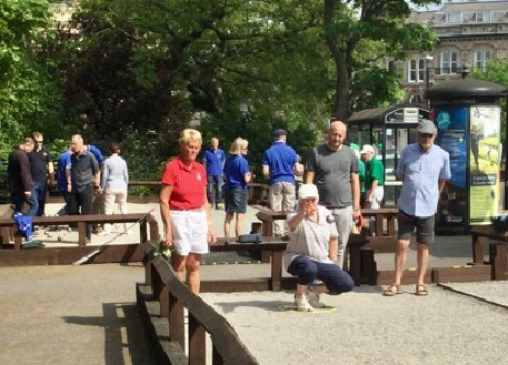 ‪Harrogate Montpellier Petanque Club‬