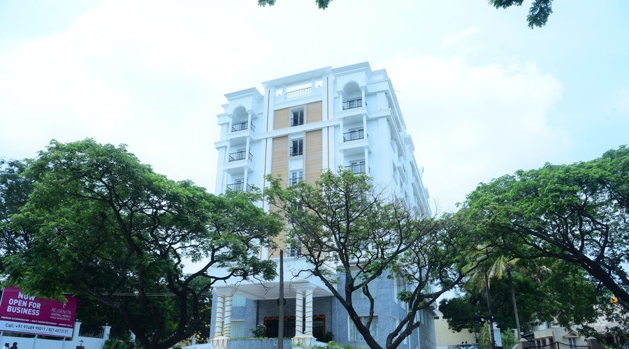 Regenta Central Herald By Royal Orchid Hotels