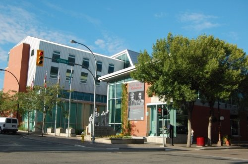 Kamloops Library, Thompson-Nicola Regional Library