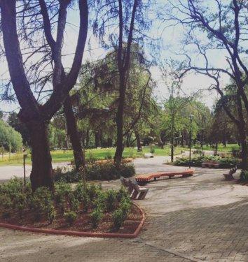 Parque Cuarto Centenario de Osorno