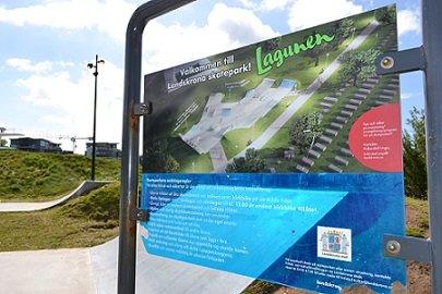 Lagunen - Landskrona Skatepark