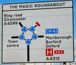 ‪The Magic Roundabout‬