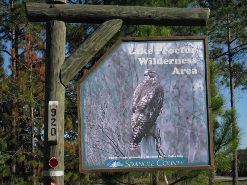 Lake Proctor Wilderness Area