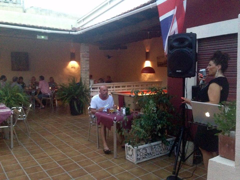 el patio bar restaurante torrevieja restaurant