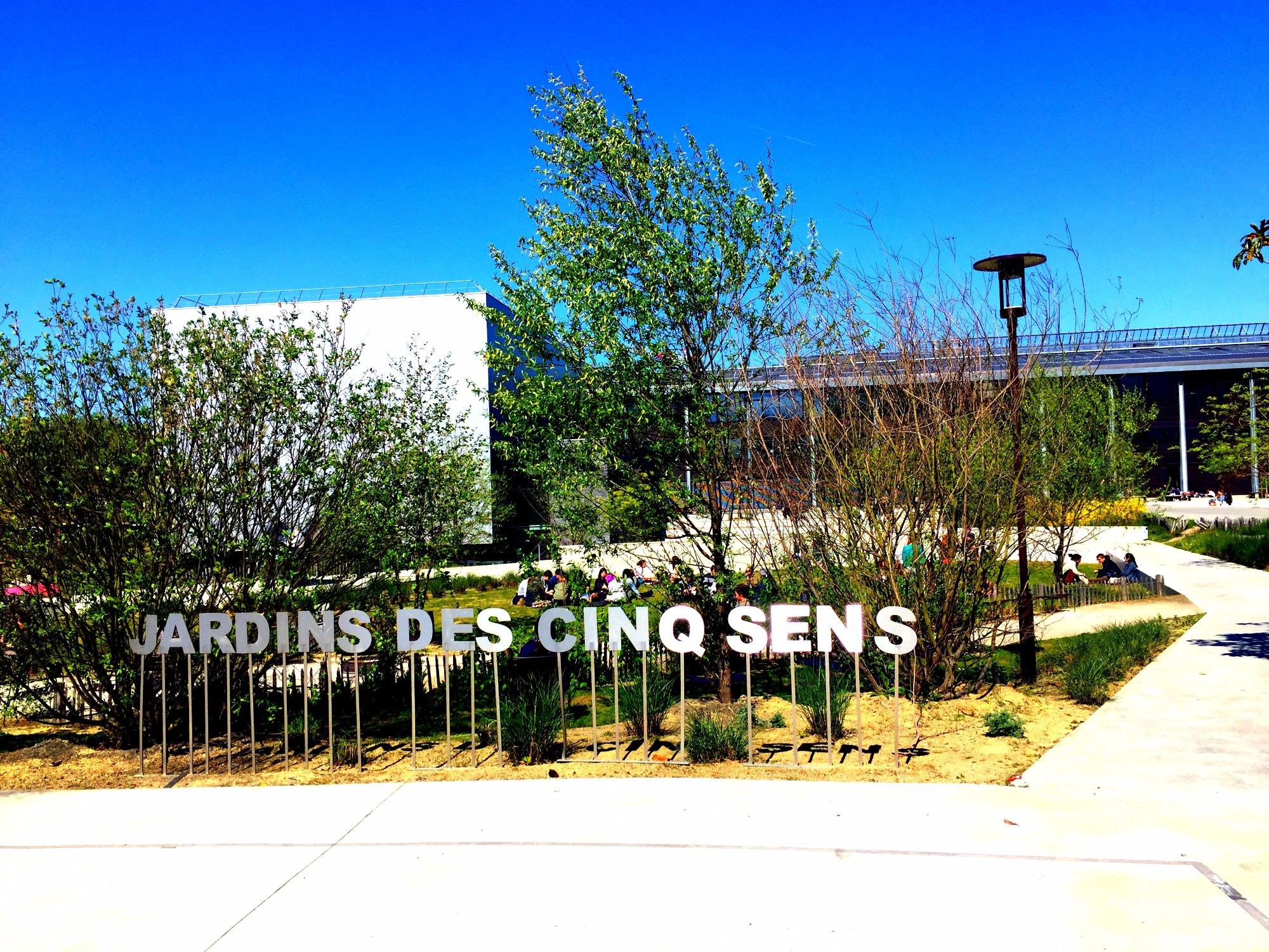 Jardin des cinq sens nantes ce qu 39 il faut savoir pour for Jardin 44 des 5 sens